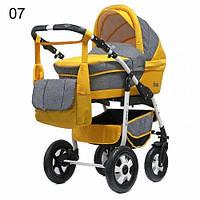 Детская коляска 2 в 1 Teddy Bart Plast Fenix FEN 07
