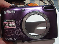Передняя и задняя часть корпуса Nikon L27