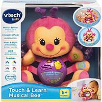 Vtech Музыкальная пчёлка Touch & Learn Musical Bee