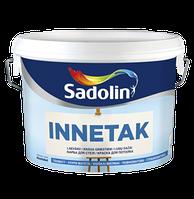 Глубокоматовая краска для потолка SADOLIN Innetak (10 л) белый