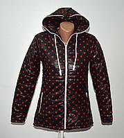 Деми куртка на девочку. Холодная осень 40-48-й Маломерят