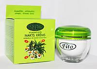Восстанавливающий ночной крем для нормальной и сухой кожи FITO