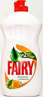 Средство для мытья посуды Fairy Апельсин и Лимонник 500 мл