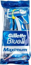 Бритва Gillette Blue II Maximum одноразовая 8шт