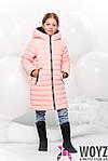 Детская зимняя куртка DT-8248-10, (Персиковый)