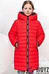 Детская зимняя куртка DT-8248-14, (Алый)