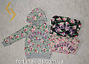 Трикотажная утепленная пайта для девочек GLO-STORY 98-128  р.р.