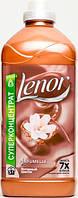 Кондиционер для белья Lenor Янтарный Цветок концентрированный 1,8 л
