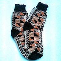 Носки зимние шерстяные теплые, фото 1