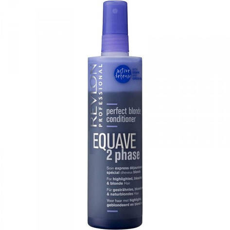 Кондиционер двухфазный для светлых волос Revlon Professional Equave IB 2 Phase Perfect Blonde Conditioner, фото 2