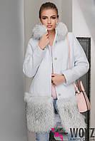 Зимнее пальто LS-8759-12, (Тиффани)