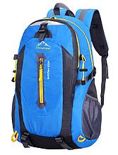 Рюкзак Baishigi спортивный желто-голуб. С59