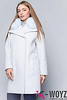 Зимнее пальто PL-8698, (Тиффани)