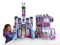Школа Монстр Хай  Monster High Deluxe High School