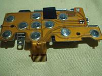 Кнопки управления на NIKON S2700