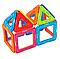 Детский магнитный конструктор Щенячий патруль на 52 детали. Развивающий магнитный конструктор для детей., фото 5