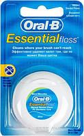 Зубная нить Oral-B Essential floss мятная 50м