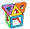 Детский магнитный конструктор Щенячий патруль на 52 детали. Развивающий магнитный конструктор для детей., фото 8