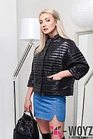 Куртка женская  LS-8733, (Черный)