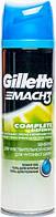 Гель для бритья Gillette Mach3 Complete Defense для чувствительной кожи 200 мл