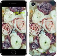 """Чехол на iPhone 7 Букет роз """"2692c-336-4848"""""""