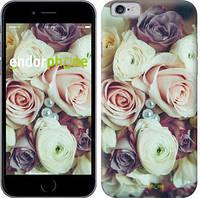 """Чехол на iPhone 6 Букет роз """"2692c-45-4848"""""""
