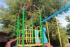 """Игровая площадка для детей  """"Король"""" с качелями и горкой, фото 4"""
