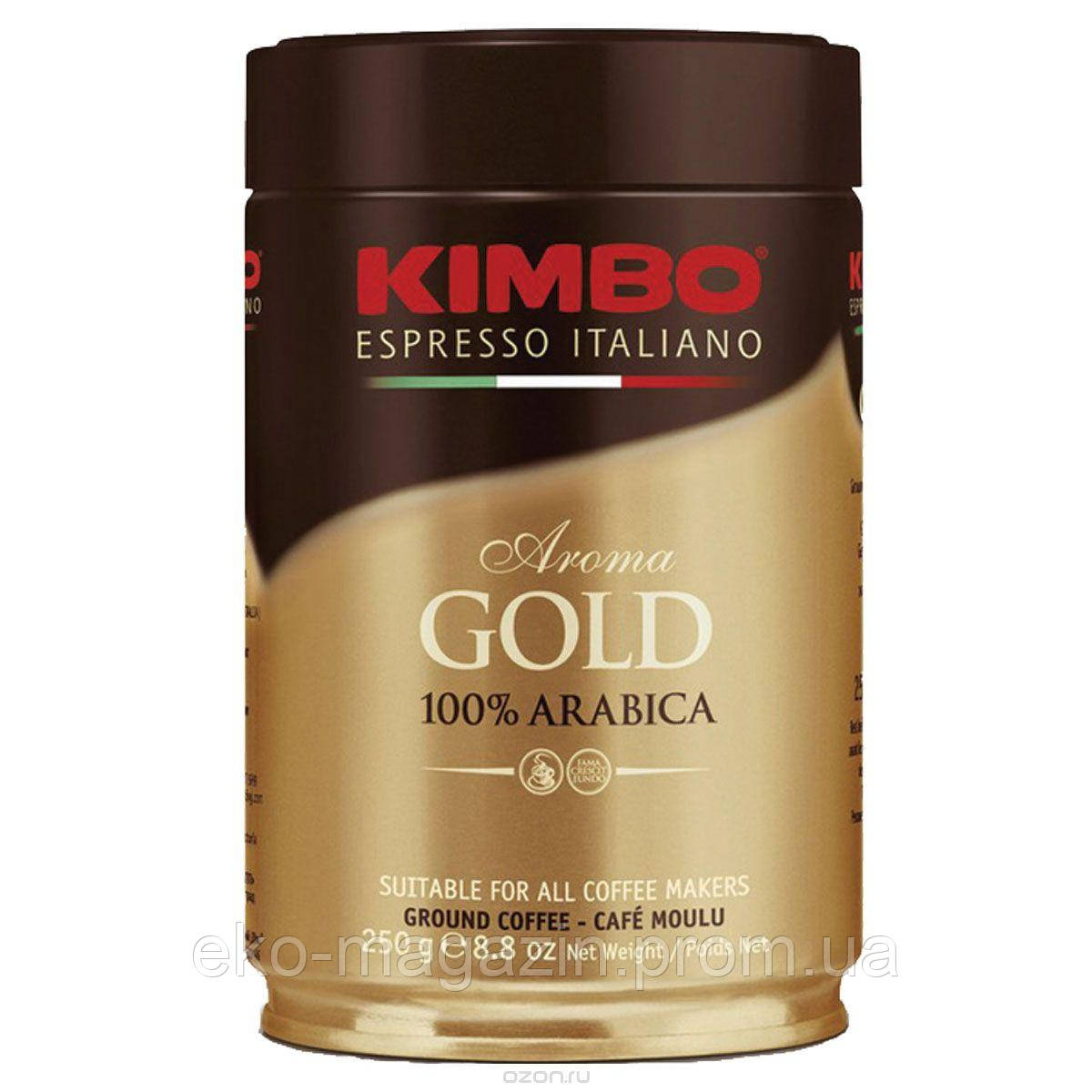 Кофе КIMBO Арома Голд