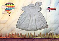 Нарядное платье для девочки Mayoral 75см (9-12мес)