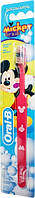 Зубная щетка Oral-B Mickey for kids детская мягкая 1шт