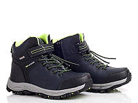 Ботинки подростковые Style-baby (32-37) купить оптом в Одессе