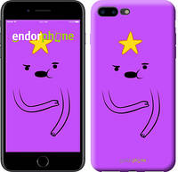 "Чехол на iPhone 7 Plus Adventure Time. Lumpy Space Princess ""1122c-337-4848"""