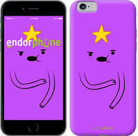 "Чехол на iPhone 6s Adventure Time. Lumpy Space Princess ""1122c-90-4848"""