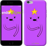 "Чехол на iPhone 6 Plus Adventure Time. Lumpy Space Princess ""1122c-48-4848"""