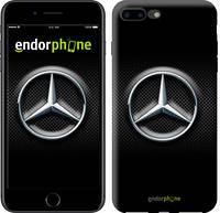 "Чехол на iPhone 7 Plus Mercedes Benz 2 ""975c-337-4848"""