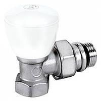 """Угловой ручной клапан для радиатора отопления 1/2"""" Giacomini R5X033"""