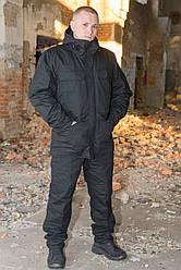 """Костюм-горка (черный) """"Тренд М-65"""", 100% х / б, ткань палаточное полотно"""