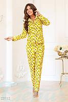Теплая женская пижама.