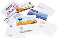 Фирменный конверт