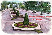Курсы в Киеве: ландшафт, озеленение, благоустройство