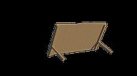 Полоса препятствий Стена с обратным уклоном
