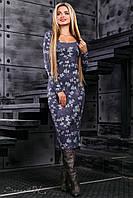 Демисезонное женское платье 42-48 ,доставка по Украине