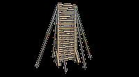 Полоса препятствий Вертикальная лестница