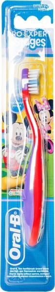 Зубная щетка Oral-B Pro-Expert Stages для детей 2-4 года мягкая 1шт