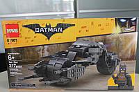 "Конструктор бэтмен аналог lego batman 81901 The Batman Movie ""Бэтцикл"""