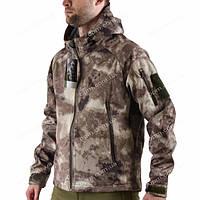 Куртка тактическая Атакс АУ - Gore-tex Softshell