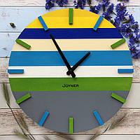 Часы настенные Разноцветные