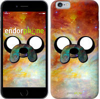 "Чехол на iPhone 6 Adventure Time. Jake v2 ""1204c-45-4848"""