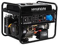 Бензиновый генератор Hyundai HHY 9010FE (6,5 кВт)