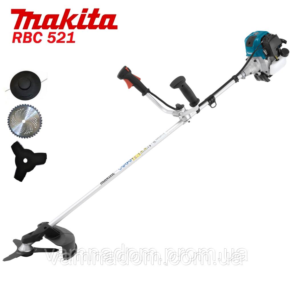 Бензокоса Makita RBC 521L Professional